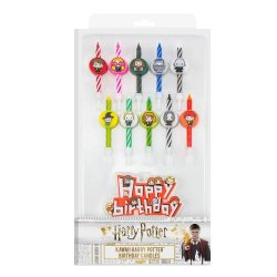 Harry Potter Birthday Candle 11-Pack Kawaii