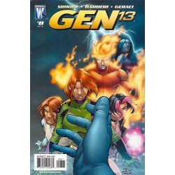 Gen 13 (4st Series) 8 - action figures