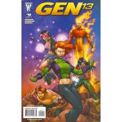 Gen 13 (4st Series) 9 - action figures