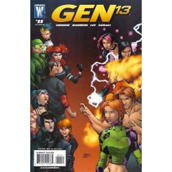 Gen 13 (4st Series) 11 - action figures
