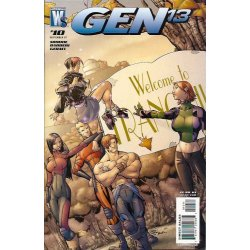 Gen 13 (4st Series) 10 - action figures