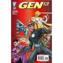 Gen 13 (4st Series) 12 - action figures