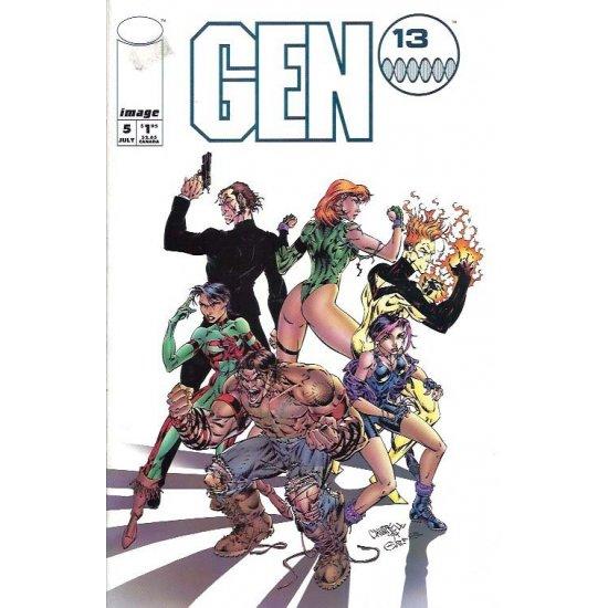 Gen 13 (2st Series) 5