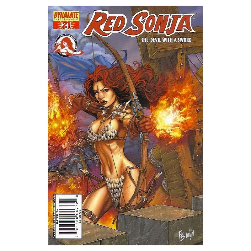 Red Sonja 21D - action figures