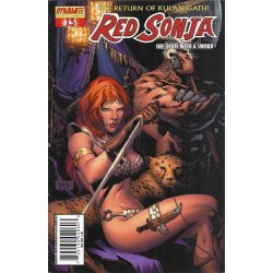 Red Sonja 13C - action figures