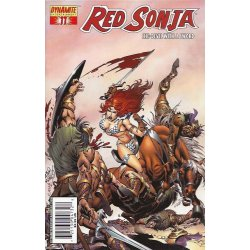 Red Sonja 11C - action figures