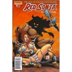 Red Sonja 18C - action figures