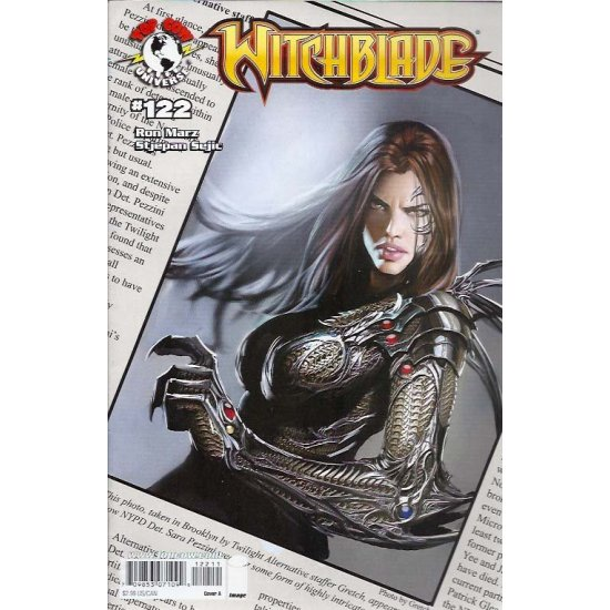 Witchblade 122