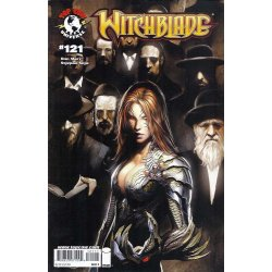 Witchblade 121