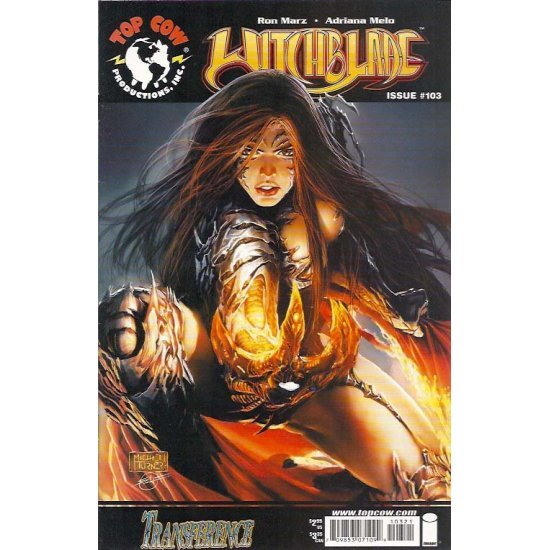 Cómics - Witchblade 103A -