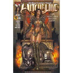 Witchblade 40