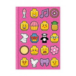 LEGO Iconic Notebook A5