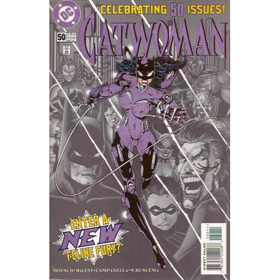Catwoman (2nd Series) 50A