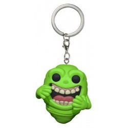 Ghostbusters Pocket POP! Vinyl Keychain Slimer 4 cm