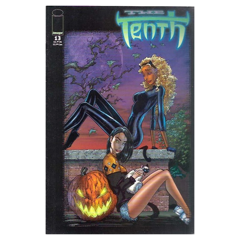 Comics - The Tenth (2nd Series) 13 -