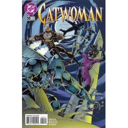 Catwoman (2nd Series) 30
