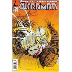 Ultraman (1994) Newsstand 1