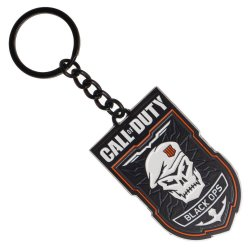 Call of Duty Black Ops 4 Metal Keychain Logo