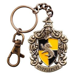 Harry Potter Metal Keychain Hufflepuff 5 cm
