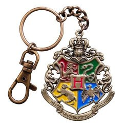 Harry Potter Metal Keychain Hogwarts 5 cm