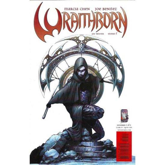 Wraithborn 1