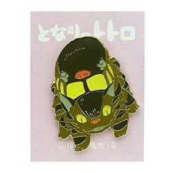 My Neighbor Totoro Pin Badge Cat Bus 2 T-43