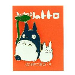 My Neighbor Totoro Pin Badge Big & Middle Totoro