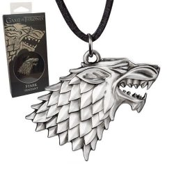 Game of Thrones Pendant Stark Sigil Costume