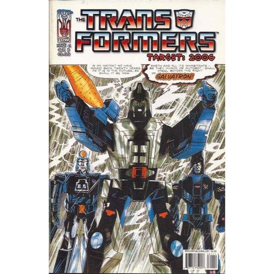 Transformers Target 2006 1B