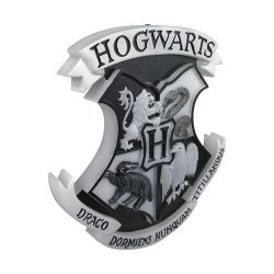 Harry Potter Mood Light Lamp Hogwarts Shield 25 cm