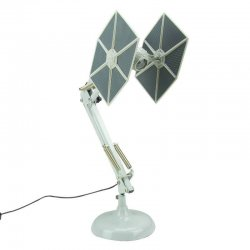 Star Wars Tie Fighter Posable Desk Lamp 60 cm