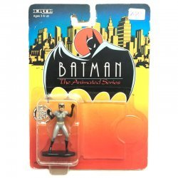 Batman: Animated Series Die Cast - Catwoman