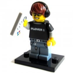 LEGO: Minifigures - Video Game Guy