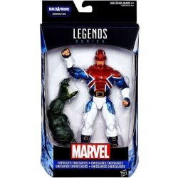 Marvel Legends: Captain America Civil War - Captain Britain (Energized Emissaries)