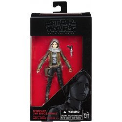 Star Wars: The Black Series - Sergeant Jyn Erso (Jedha)
