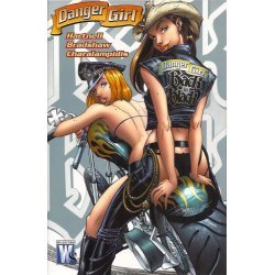 Danger Girl - Back in Black 1 (TPB)