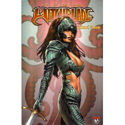 Witchblade - Witch Hunt 1-1ST (TPB)