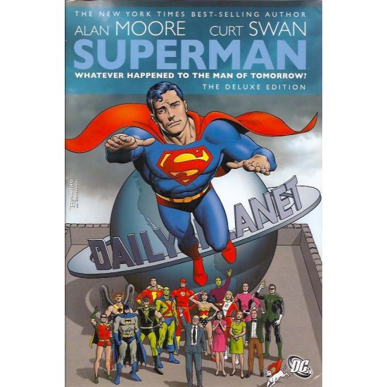 Superman - Whatever Happened to the Man of Tomorrow Deluxe Edition 1-1ST (HC)