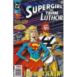 Supergirl - Lex Luthor Special 1