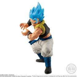 Dragonball Super Styling Collection Figure Super Saiyan God Super Saiyan Gogeta 11 cm