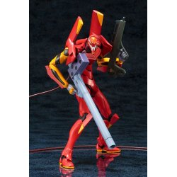 Neon Genesis Evangelion Plastic Model Kit Eva Type-02 TV Ver. 19 cm
