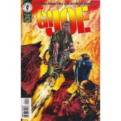 GI Joe 4 (Dark Horse 1st Series)
