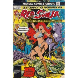 Red Sonja 1 (1st Series)