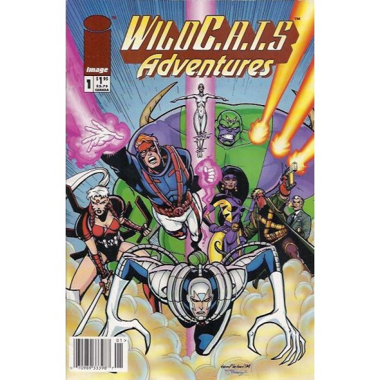 Wildcats Adventures 1