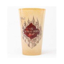 Harry Potter Premium Pint Glass Marauders Map