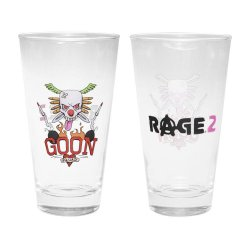 Rage 2 Glass Goon Tattoo