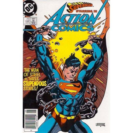 Action Comics 580