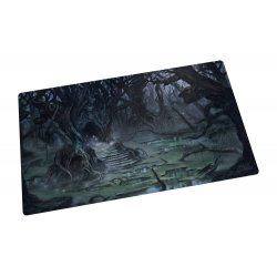 Ultimate Guard Play-Mat Lands Edition II Swamp 61 x 35 cm
