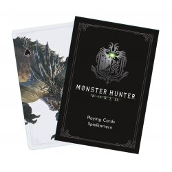 Monster Hunter World Playing Cards Monsters