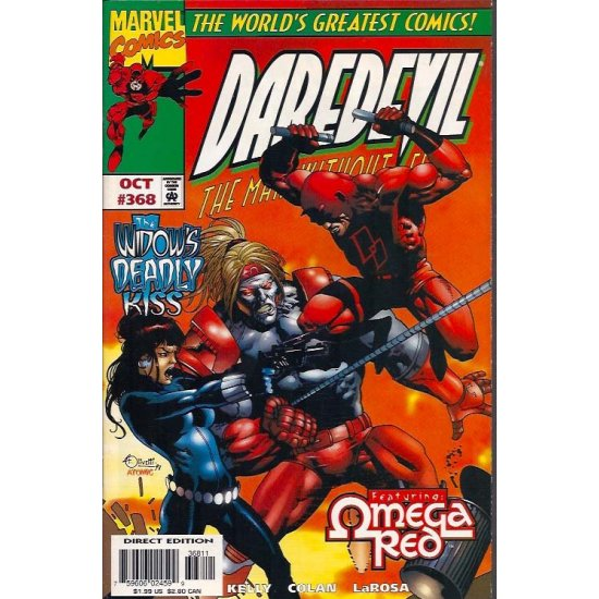 Daredevil 368 (1st Series)